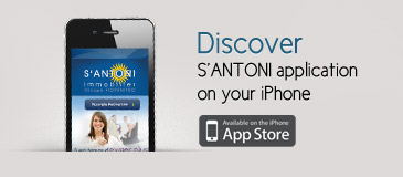 Discover Santoni application on your iphone